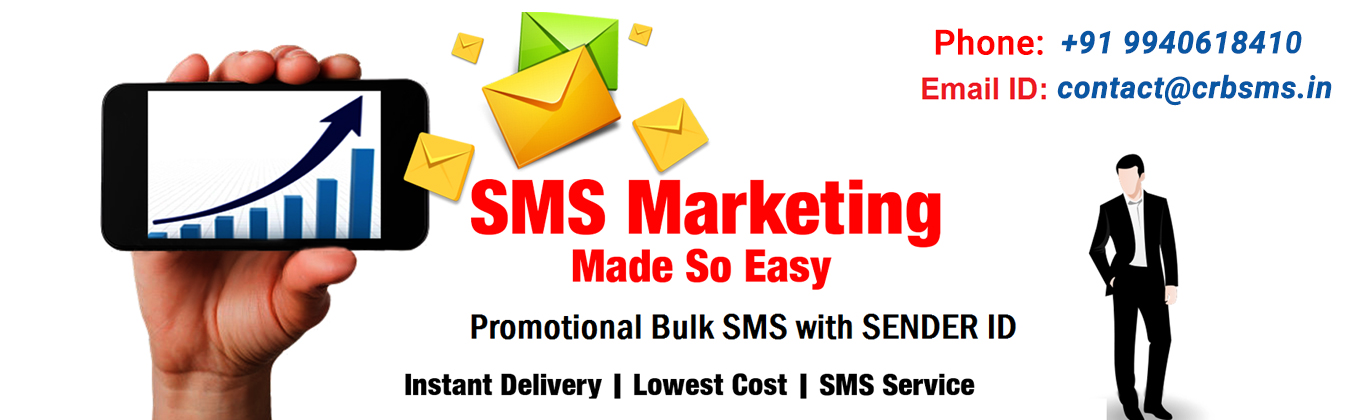 Promotional sms marketing gateway api provider